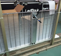 etalage led scherm